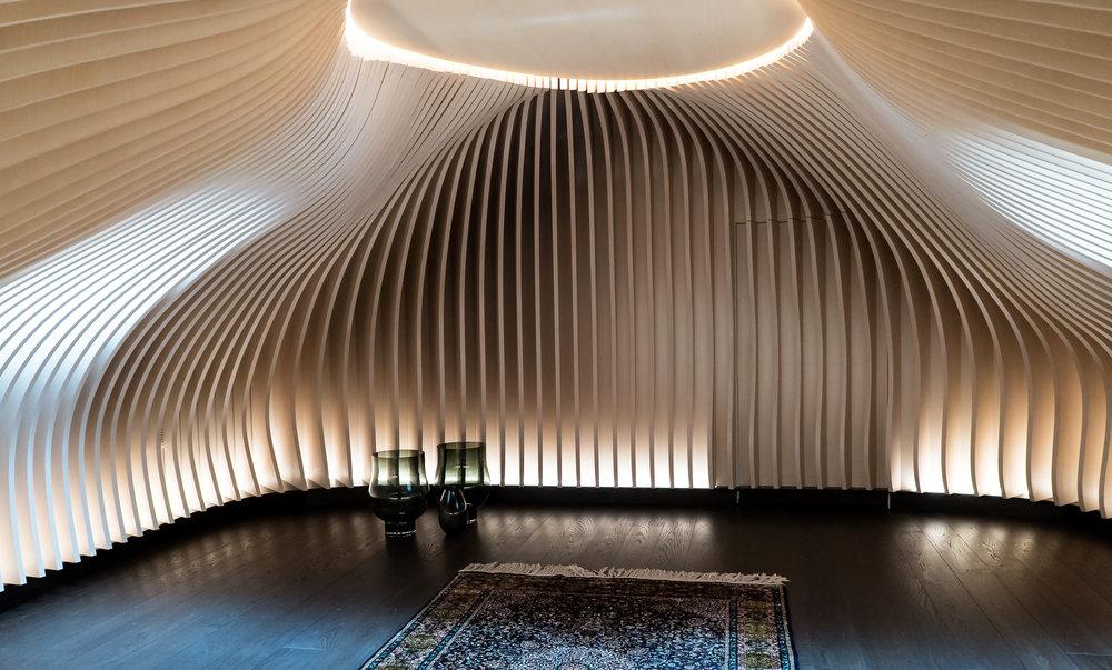 Chitra Meditation Room