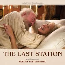 "This photo from the movie ""The Last Station"" is a blatant lie. The relationship between Leo and Sonya for many years had turned horrible."