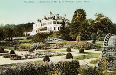 "Edith Wharton's Ancestral Home ""The Mount"""