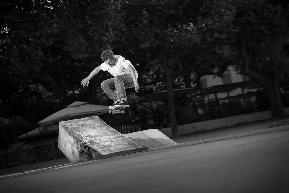 Pavel Derenkov - Wallie