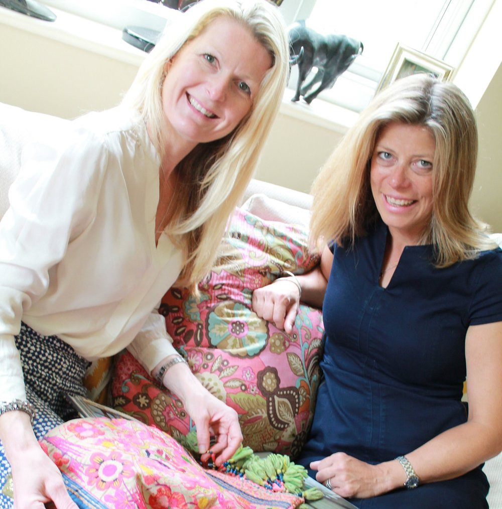 Maas & Impett is run by partners Suzy Maas and Helena Impett.