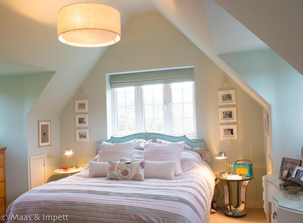 Interior design traditional