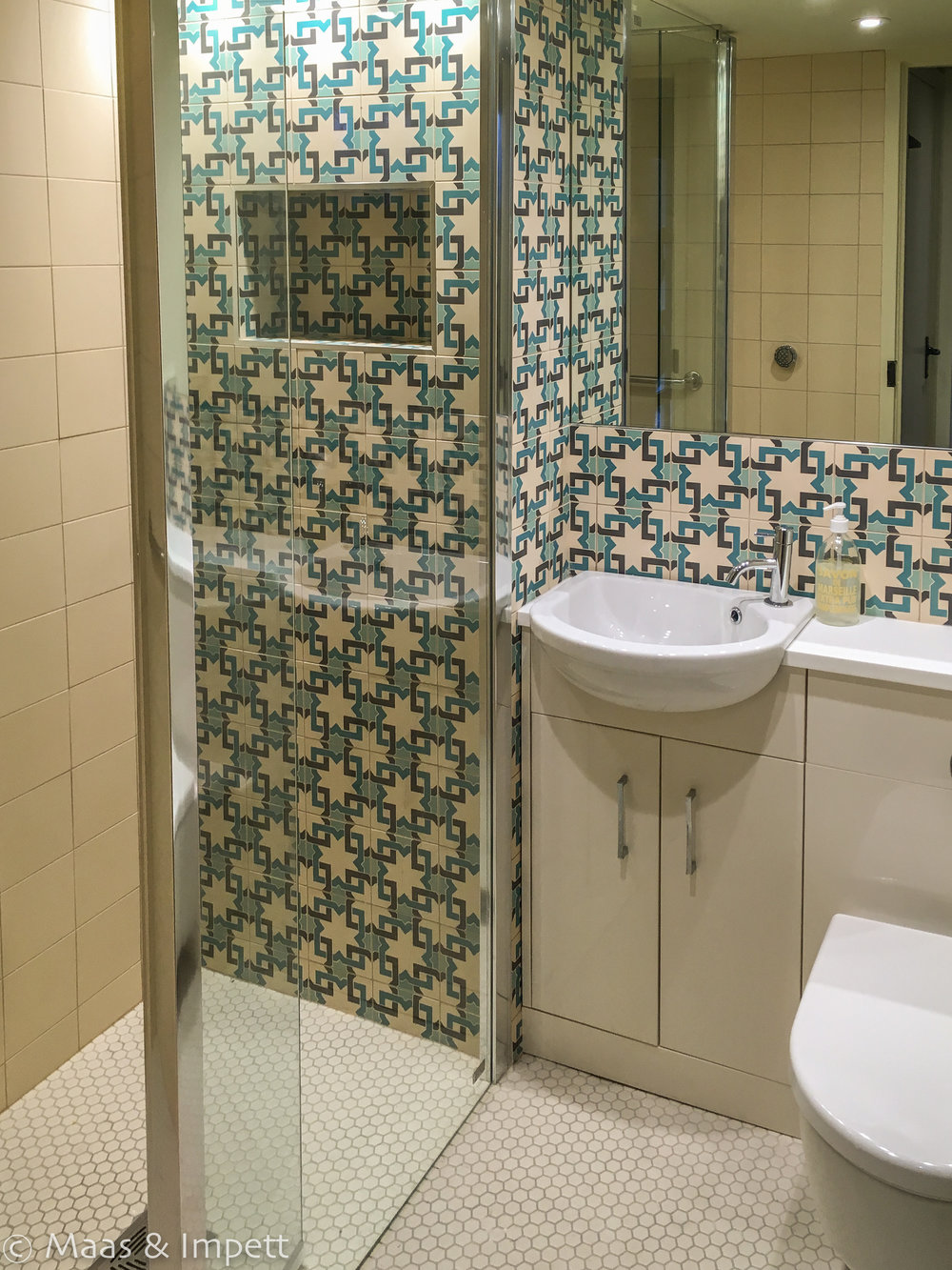 Luxury Bathroom Update