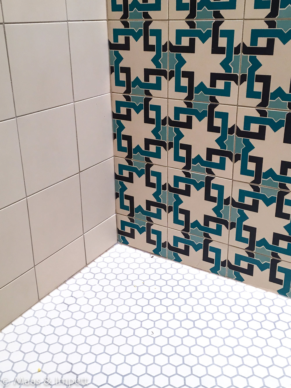 Tiling, Bathroom Update by Hampshire Interior Designers.