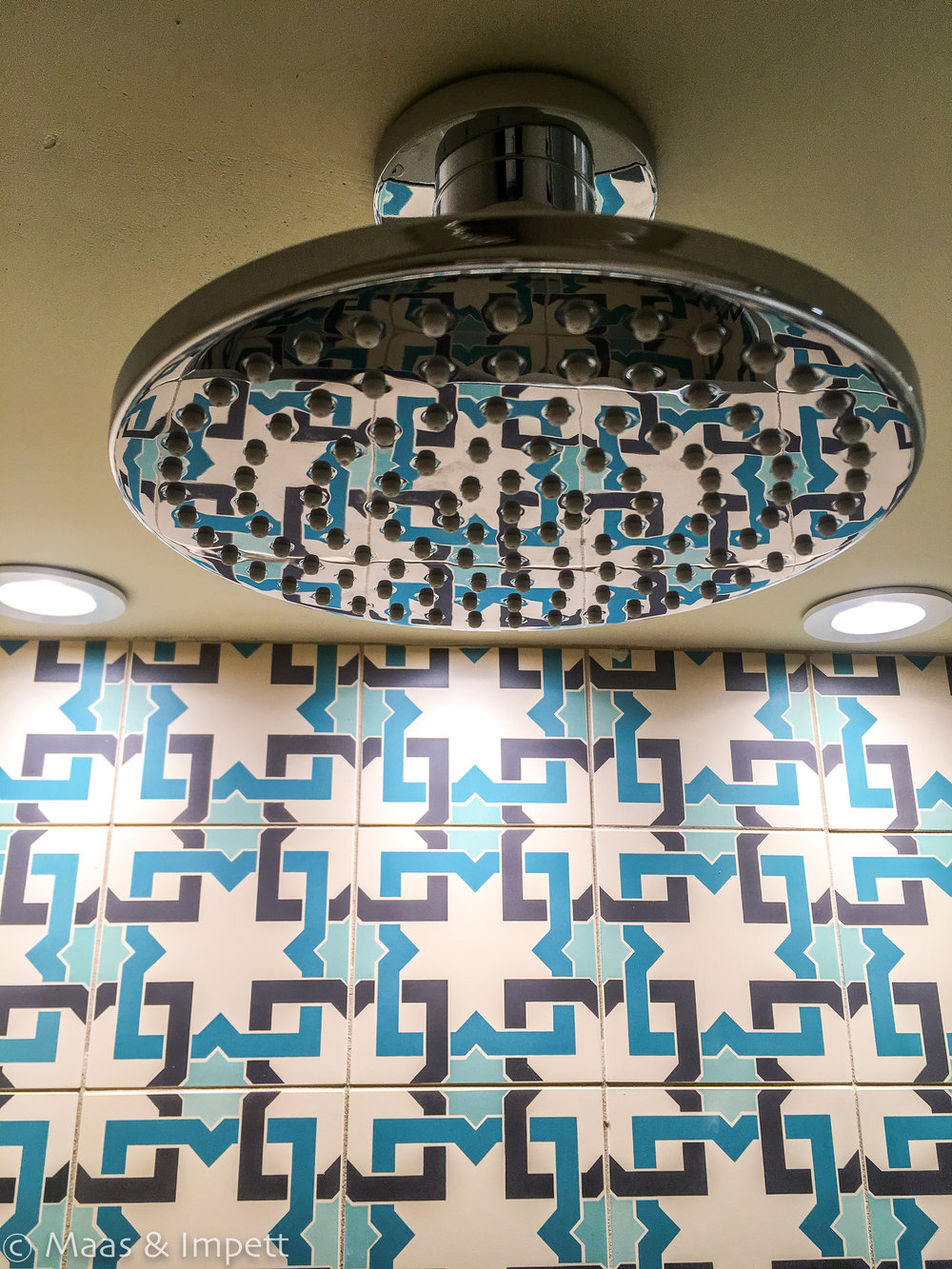 Shower room design, Hampshire.