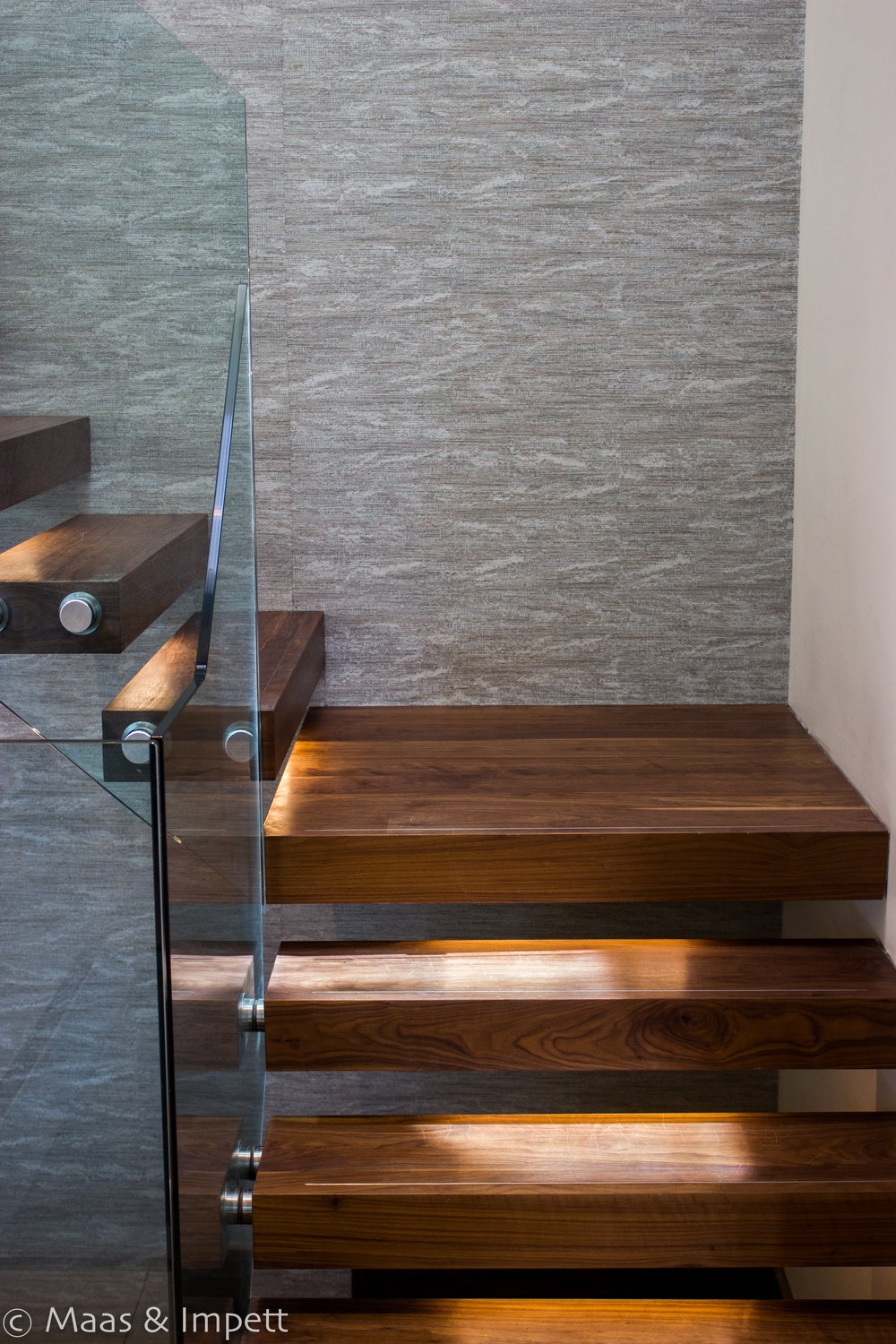 Entrance hallway and staircase, Interior Design