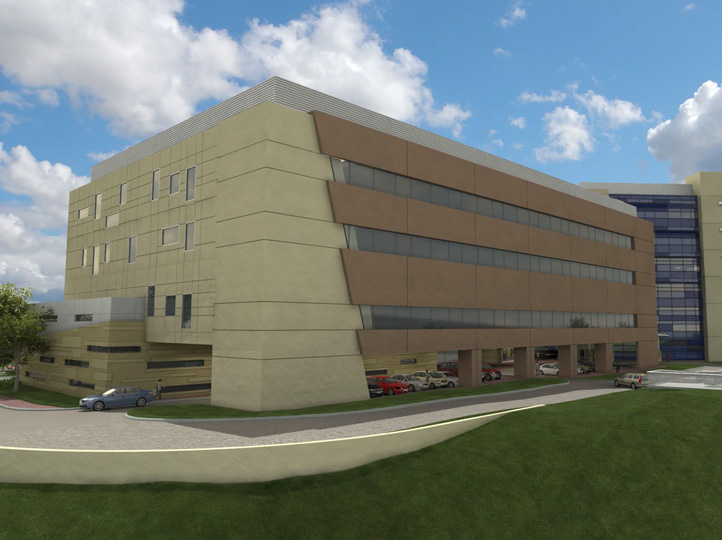 The Sutter Castro Valley Medical Office Building used the Integrated Project Delivery (IPD) project management system.