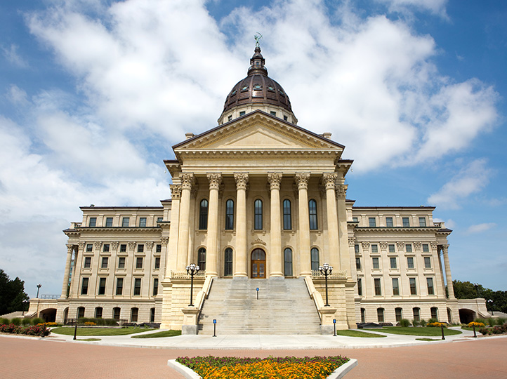 The restoration of the 144-year old Kansas State Capitol required replacing thousands and thousands of piece of hardware at the openings.