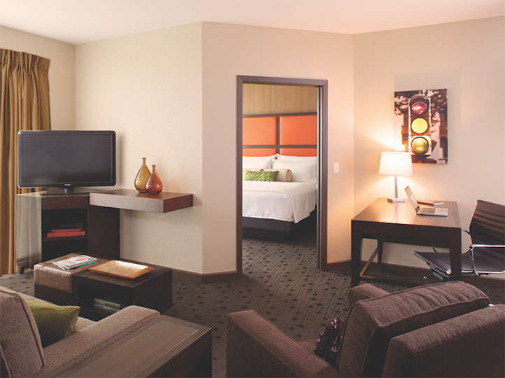 Luxury hotels like San Jose's Hyatt House require top-of-the-line products and installation.