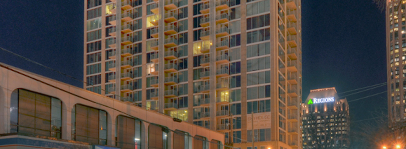 Skyhouse Midtown, in downtown Atlanta, is just one example of how American Direct's value add services benefit both the owner and general contractor.
