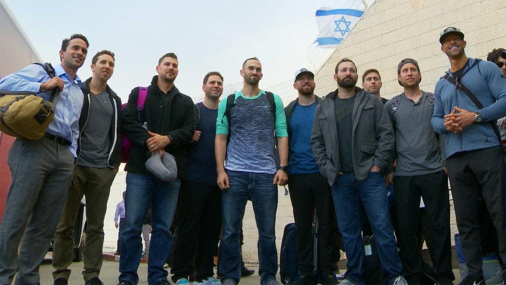 Heading Home still 1, Team Israel in Israel, Ironbound Films, Inc..jpg