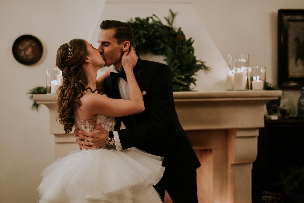 Bea és Dani - Esküvő egy hógömbben