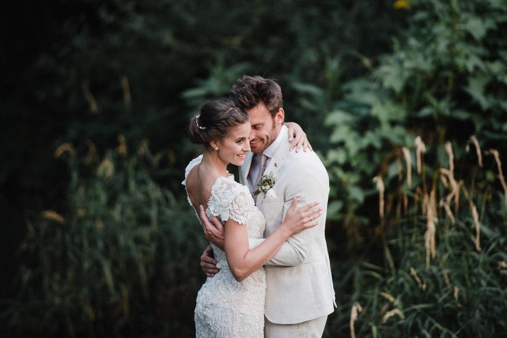 Orsi és Gábor -Bohém, selyemfényű esküvő zalacsében