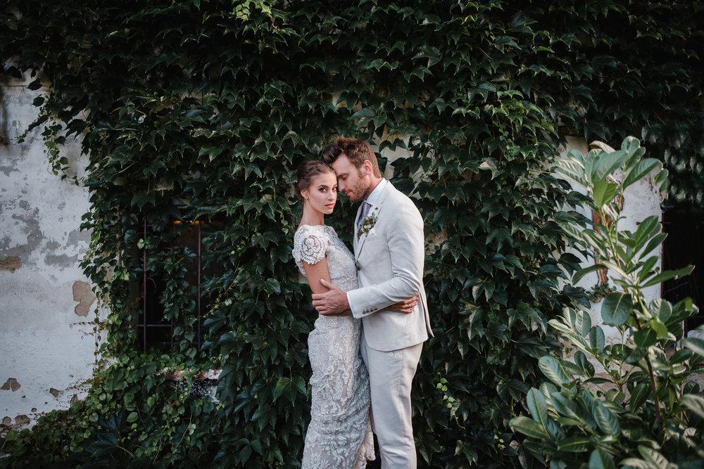 Orsi és Gábor - Bohém, selyemfényű esküvő zalacsében