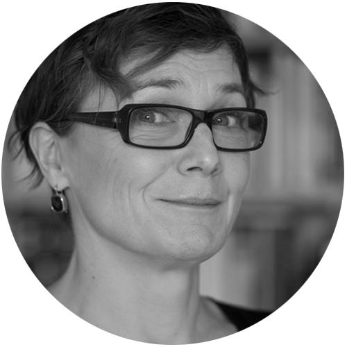 Anne-Marie körling lärare, föreläsare, författare och läsambassadör 2015–2017, har skrivit förordet till Georgia Heards bok Heartmaps