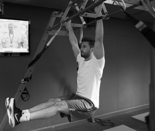 'And of course we have our own health and fitness goals we strive for' - James - Personal Trainer