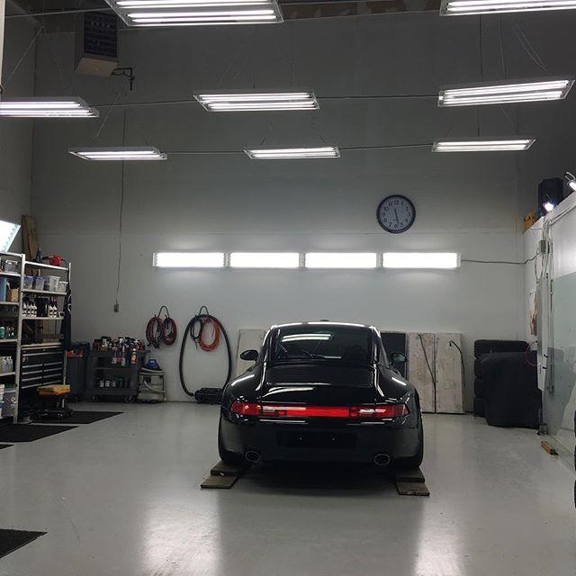 96 Porsche Targa in for correction work and coating. #autowerkesexclusive #autodetailing #detailersofinstagram #vancouver #mapleridge #porsche #porsche911 #porschetarga