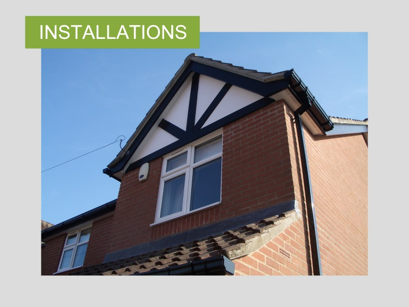PDC Plastic Fascias – Guttering, Fascia, Soffit, Bargeboard and Cladding Professional Installer in Norwich, Norfolk
