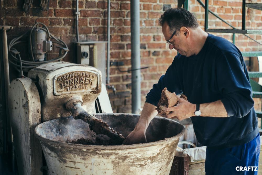 Craftz workshop Keramiek Jan Winkels