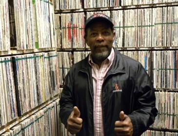 George 'Reggae' Barrett | photo by Chirag Mahajan