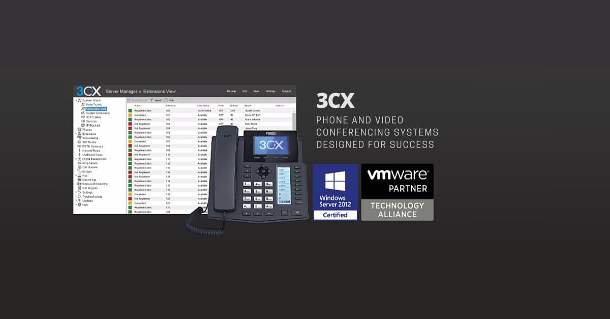 3CX — Trivium Technology