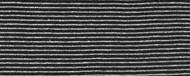 White/Black Pin Stripe
