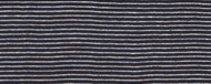 White/Navy Pin Stripe