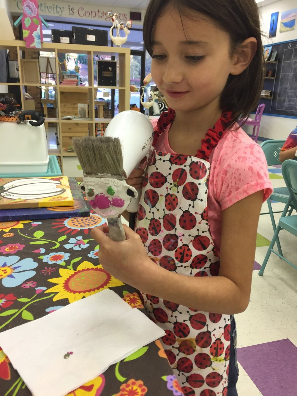 After School Art Club (Ages 6-12)