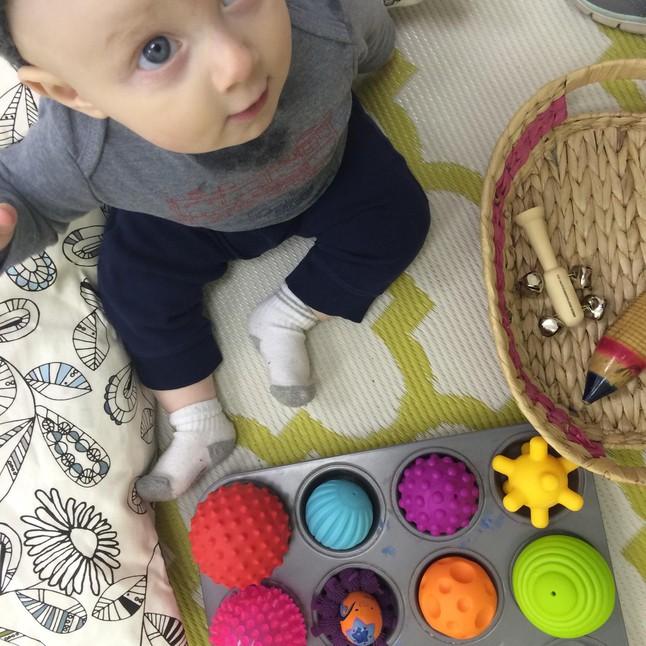 Wee Warhols (6 months-13 months)