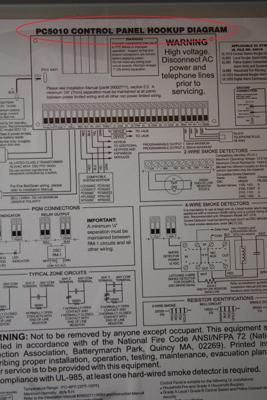 5516z dsc power series led nca alarms nashville rh james stein dtdy squarespace com dsc pc5010 wiring diagram Car Alarm Wiring Diagram