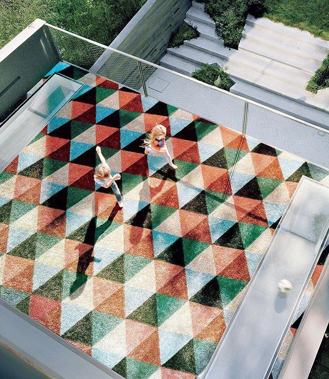 Inspo #pattern #geometric #smarthouse #design #shapes #interiordesign #art #festive #colour #colorcombination #graphics #creative #style #fineart #colorpop #rooftop #viewfromthetop #inspiration #wgsn