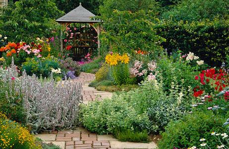 Barnsdale Gardens Rutland with thanks to silvertraveladvisor