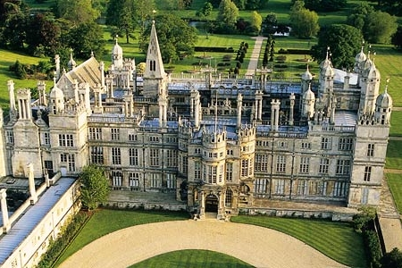 Burghley House Stamford South Lincolnhsire