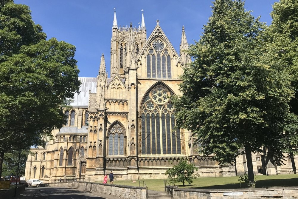 Lincoln Cathedral Lincolnshire Things to Do