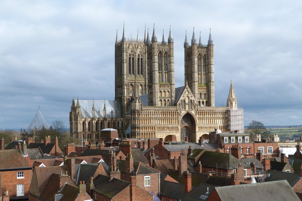 Things to do near Grantham Lincoln Cathedral