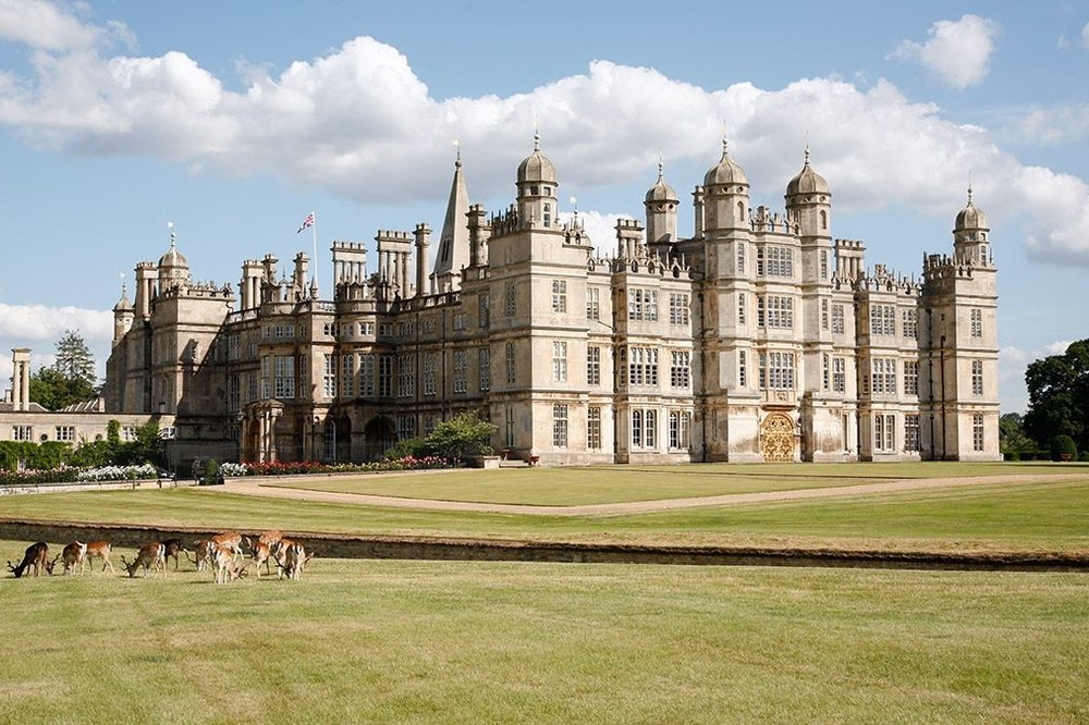 Places to visit near Easton Walled Gardens Burghley House Stamford