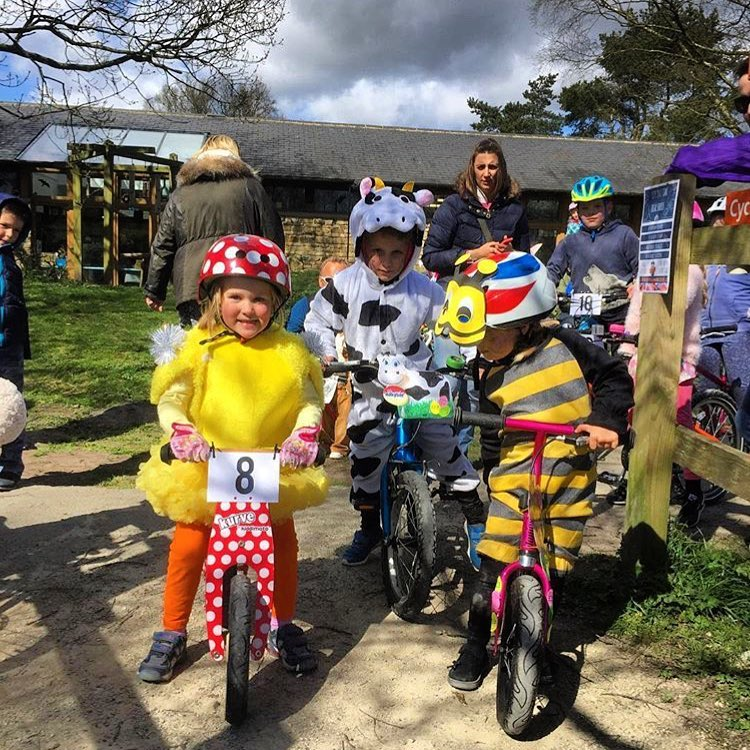 Sutton Bank Bikes - Kids Time Trail - Easter