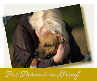 Pet Parent in Grief -