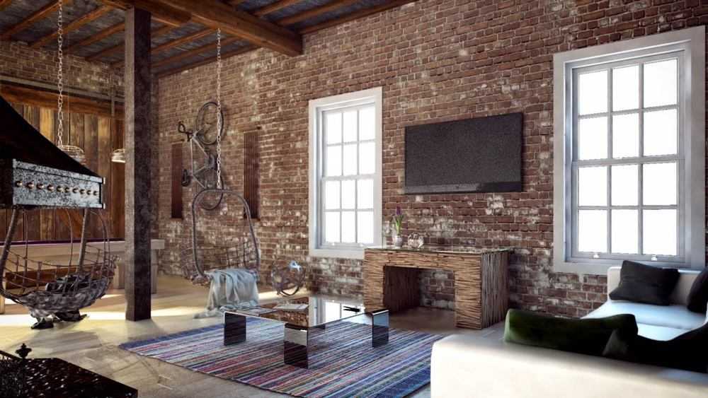 Former Helicopter Factory in DC to Become Luxe Condos Brick Lane
