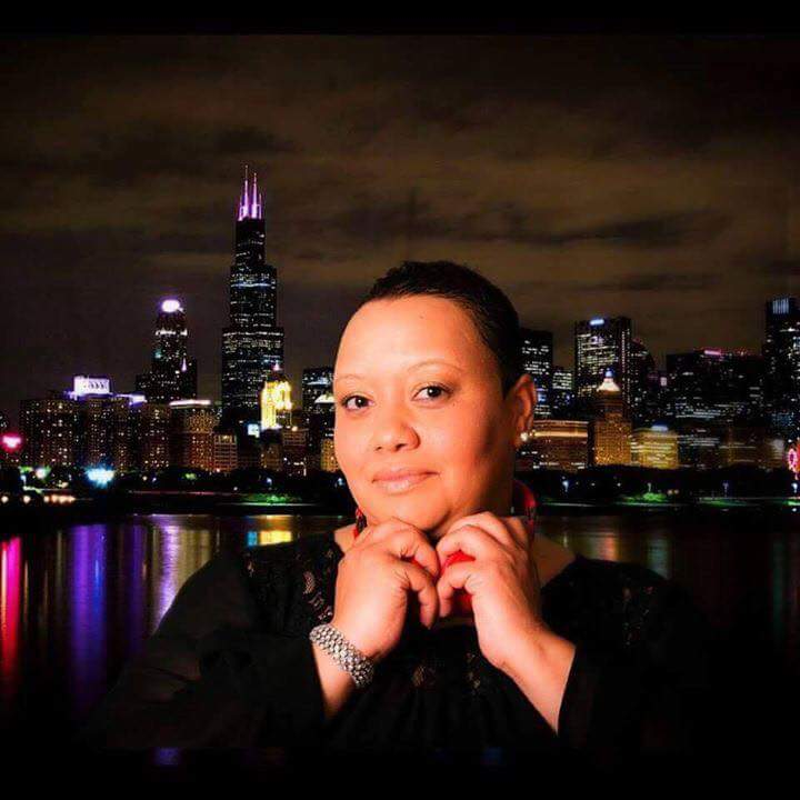 Mz. Nicky, DJ and President and Co-Founder of D'Vine One Enterprises