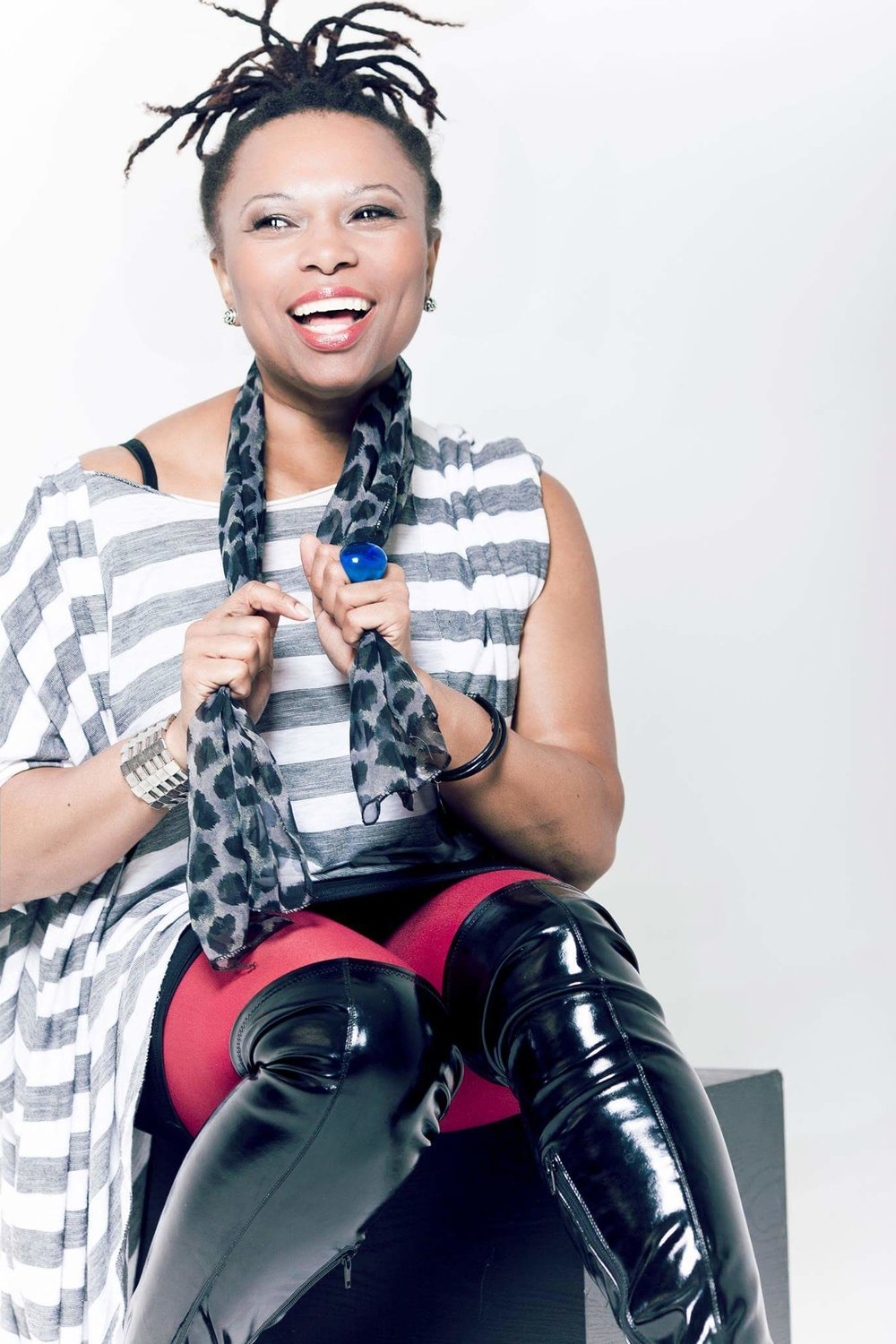 DJ Lady D, Producer, DJ and owner of D'lectable Music