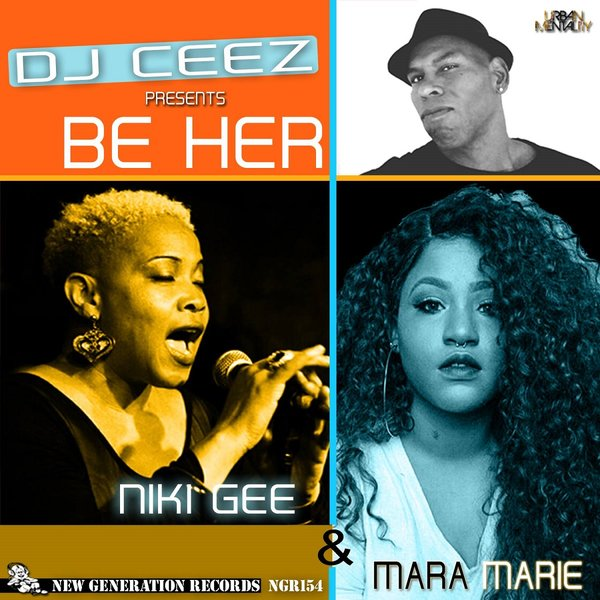 Check out the latest release from DJ Ceez, Niki Gee & Mara Marie, Be Her Today on Traxsource!