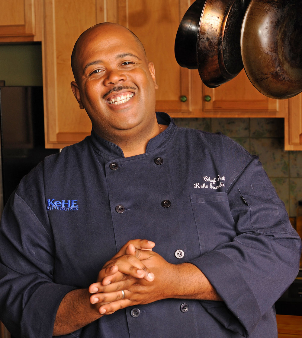 Julius Russell, Executive Chef/Owner A Tale of Two Chefs, Inc.