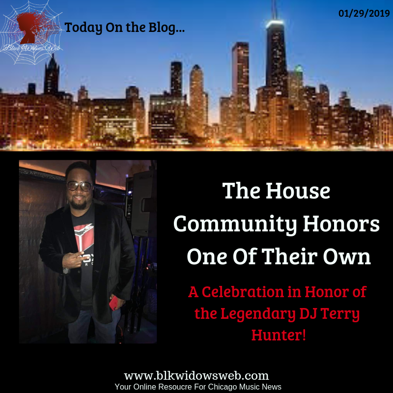 The House Community Honors One of Their Own — Black Widow's Web