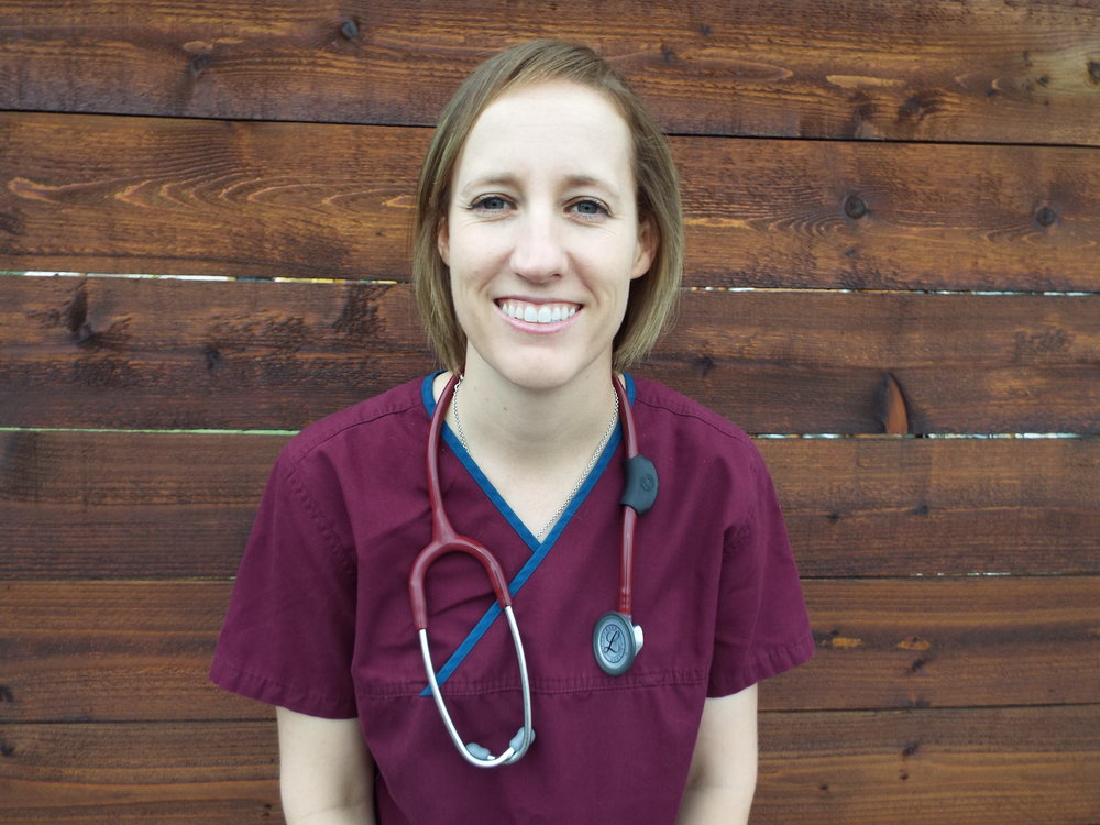 Dr. Lindsay Howk    Dr. Howk is a native to the Big Country, born and raised in Lawn, Texas.  Growing up on her family farm initiated her love for animals at an early age.  Dr. Howk earned a Bachelor of Science in Animal Science from Texas A&M University in 2007.  Dr. Howk continued her education and received her Doctorate of Veterinary Medicine from Texas A&M College of Veterinary Medicine in 2011.  Dr. Howk is now embarking on her new journey with Frontier Veterinary Clinic.   Dr. Howk enjoys the challenge of veterinary medicine as every day presents a new problem.  She is passionate about preventative care and health for your pets.  Dr. Howk adores spending time with her husband, Tim, their two young children, Reed and Reagan, and their two dogs.