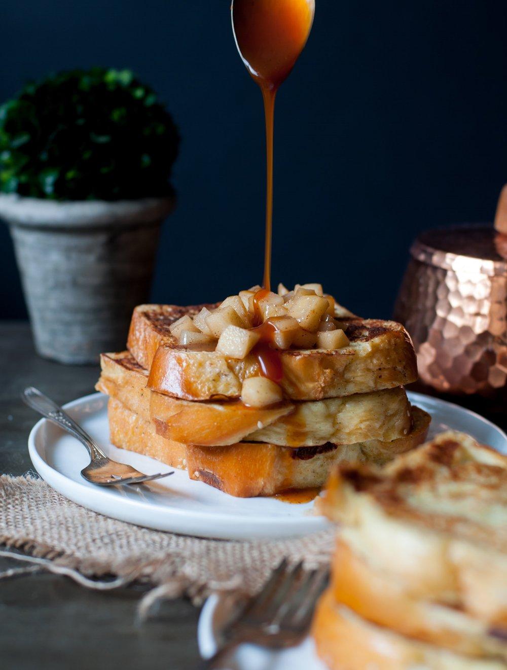 Spiced Apple Salted Caramel French Toast-0068.jpg