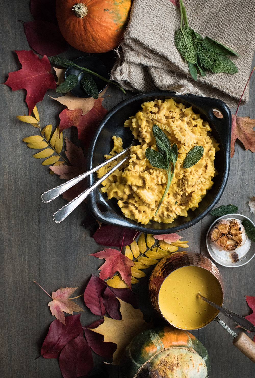 roasted garlic buttercup squash chickpea pasta-8512.jpg