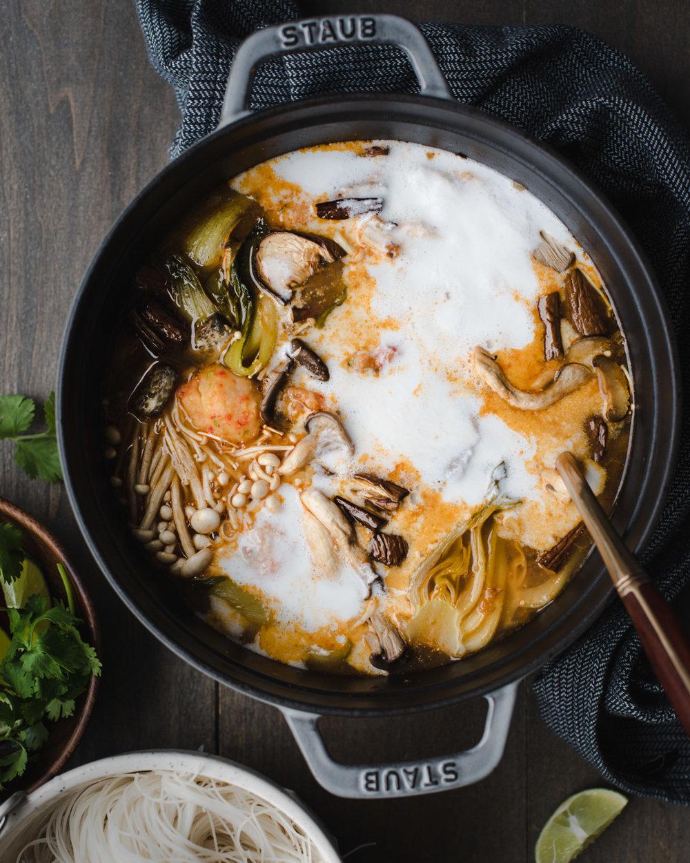 red thai curry noodle soup shrimp balls-7609.jpg