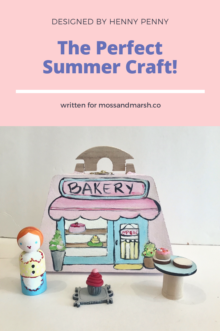 The Perfect Summer Craft by Henny Penny!
