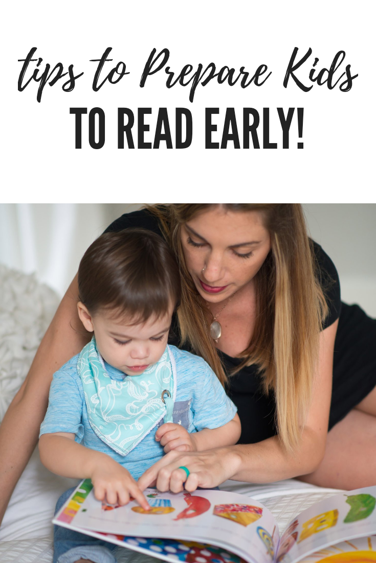 Preparing Kids to Read Early!